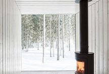 Winter Living / Home decoration ideas for winter