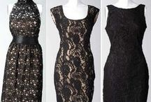 LBD~Simply Class / Every woman needs an elegance black dress to look pretty in.  / by Linda Carlton