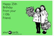 Birthday Humor