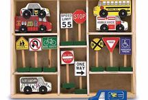 Road safety theme