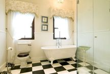 Bathrooms / Looking for some old school ideas for a bathroom
