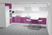 DISEÑOS / Diseñamos tu ambiente, tu cocina, tu baño, etc....