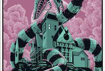 Mondo Poster Design