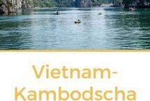 Vietnam/ kambodscha