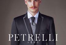 Petrelli Uomo Collezione Top Gold 2015