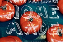 cookbook designs / by Stefanie Warreyn