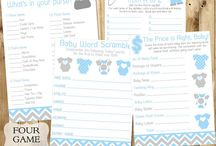 DIY Digital Printables / Do it yourself baby shower add-ons from The Invite Lady =)
