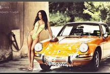 Premium cars with premium girls