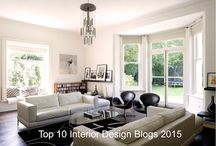 Interior Design / A look at some of the best websites and blogs for interior design concepts and ideas. / by Blinds Chalet