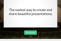 HTML5 Slideshow & Presentation Builders / by Robin Good