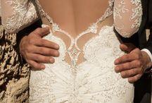 Aansluitend bruidsjurk