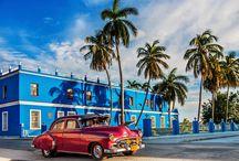 Kuba - miejsce niezwykłe / Gorące rytmy, zimne Mojito i palmy - raj na Ziemi