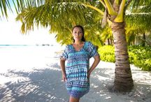 Kaftans and Dresses / You will love the selection of jamjam Kaftans and Dresses now available on the Curvy Swimwear website