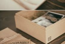 wedding photos packaging