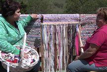 Mattoja, Rugs / Eri tavoin toteutettuja mattoja