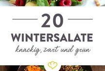 Winter essen