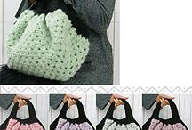 crochet bags and else