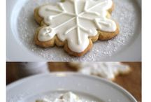 sugar cookies / by Danna Griffin