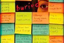 Buried / Winner of the 2006 Edgar Award for Best YA