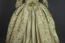 Historical Clothing: XVIII century