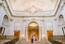 Photo Inspiration ~ City Hall Engagements/Weddings / by Jennifer Low