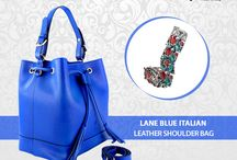 Lane Blue bag