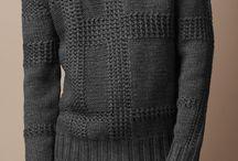 Men's sweater / Men's pullover, cardigan