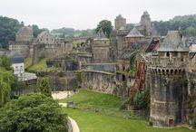 viaje a Bretaña y normandia