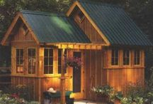 Cabin ideas / off grid information / by Paul Steffan