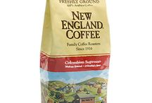 NECCo.- Light & Medium / Light brown in roasted bean color, New England Light Roast Coffees are the mildest roast, favored by consumers in the U.S. Lighter roasted coffees are sharper and more acidic than darker roasted coffees. Coffees brewed from medium roasted beans produce the full flavor present in the beans.