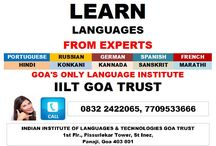 Learn Languages / Learn to speak ENGLISH, PORTUGUESE, GERMAN, RUSSIAN, KANNADA, HINDI, KONKANI, etc @ PANAJI, GOA, INDIA