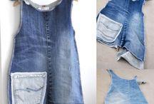 tvoření jeans