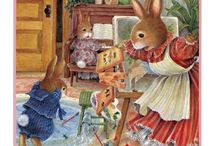 oh No!!!! Mice&bunny messes