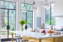 Kitchen and Dining / Kitchen and Dining Room Decorating Ideas