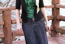 My Style / Feminine & Modest Clothing