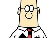 Dilbert my hero