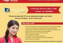 SIT Delegate Visit at Riya Education