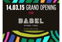 BABEL Events