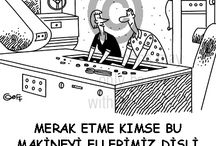 İş Güvenli Resim Karikatür / İş Güvenli Resim ve  Karikatürleri