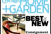 Chicago Furniture Consignment, Antique, Warehouse, and Resale Shops / by Emily Calvert Moran/The Quilt Studio of Elmhurst