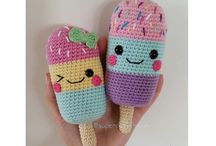Projects to Try / amigurumi that inspires ideas for my own pattern designs or projects that I'd like to make myself