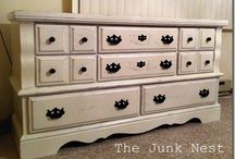 Chalk paint / by Belinda Huddleston Bullion