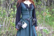 Laura's garb