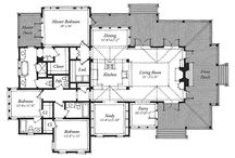 Floor Plans for a Future Home... / Some interesting ideas for a possible future home.  No stairs in the new place!  Well...maybe some stairs but no two story thingy!  ;)