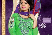 Salwar Suits / Get the best deal with ethnic Salwar Suit..