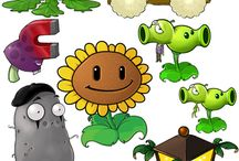 plants vs zombies / ideas for party