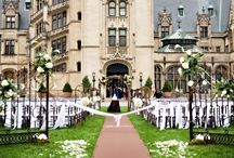 Weddings / Beautiful places for a wedding / by Donna Williams
