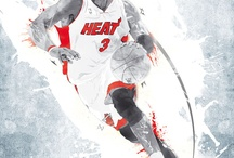 Inspiration : Sport Illustration