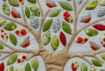 quilts - quilting the quilt / by Betsy Ercolini