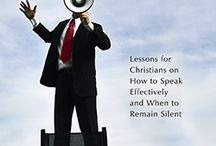 For God's Sake, Shut Up! / For God's Sake, Shut Up!: Lessons for Christians on How to Speak and When to Remain Silent. My first book, published in 2007 by Smyth & Helwys.